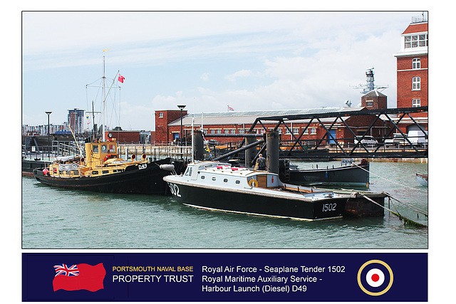 D49 and ST1502 Portsmouth 28 8 2012