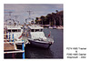 HMS Dasher & Tracker Weymouth 2002