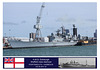 HMS Edinburgh Portsmouth 22 8 12