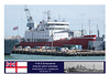 HMS Endurance - Portsmouth - 22.8.2012