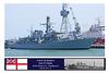 HMS St Albans - Portsmouth - 22.8.2012