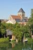 Eglise de Bazouges-sur-le-Loir