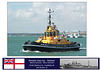 SD Reliable - tug - Portsmouth - 22.8.2012
