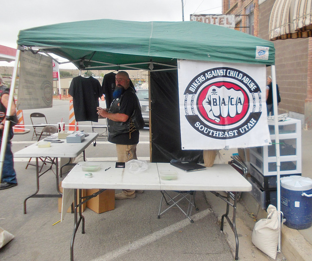B.A.C.A.: Bikers Against Child Abuse, Southeast Utah