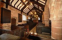 Shotwick Church. Cheshire (24)