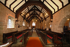 Shotwick Church. Cheshire (29)