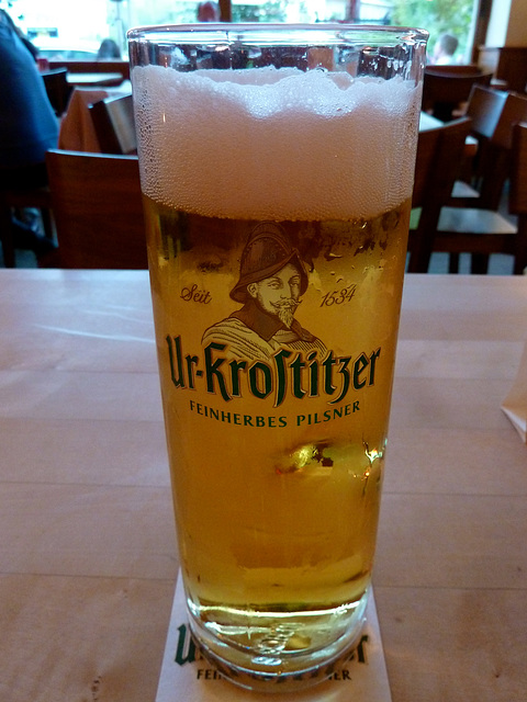 Leipzig 2013 – Ur-Krostitzer beer