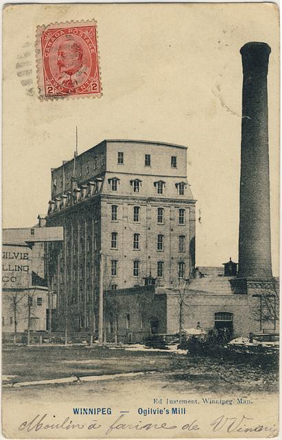 Winnipeg - Ogilvie's Mill