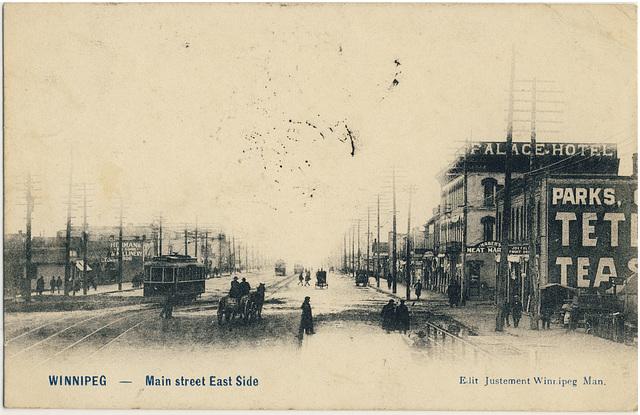Winnipeg - Main street East Side [front]