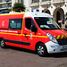 Alpes-Maritimes Rescue Renault Master - 10 September 2013