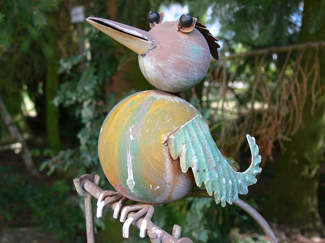 Hausvogel