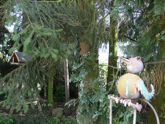 Ein Vöglein singt im Walde