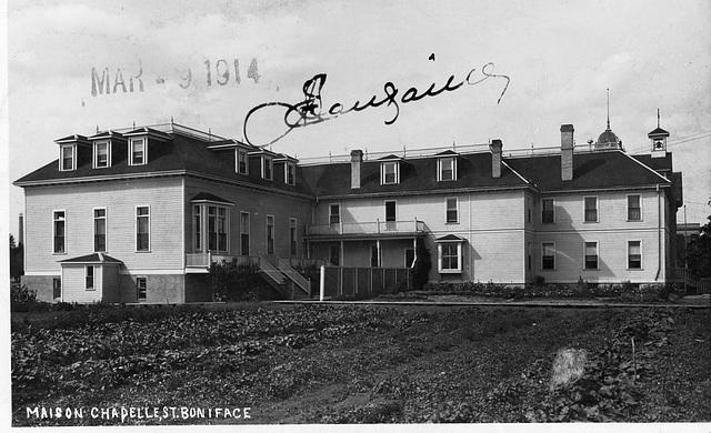 Maison Chapelle, St. Boniface