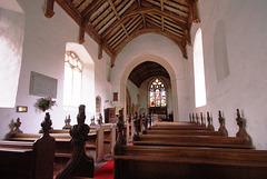 St Margaret's Church, South Elmham, Suffolk