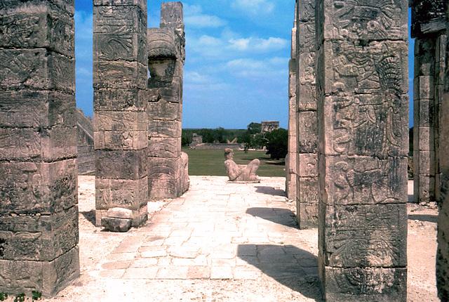 Chichén Itzá Chac-Mool