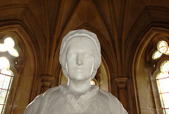 Memorial to Lady Adair, Flixton Church, Suffolk
