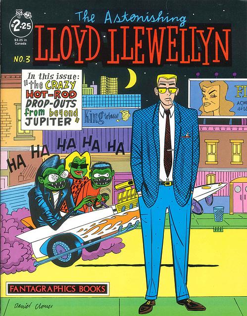 Lloyd Llewellyn 3