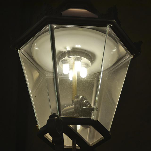 Leipzig 2013 – Former gas light