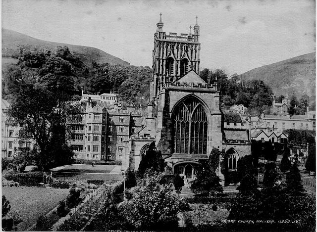 Priory Church, Malvern 11960JV