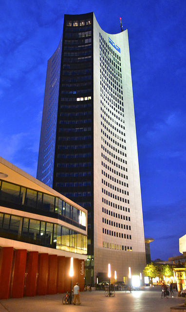 Leipzig 2013 – City-Hochhaus