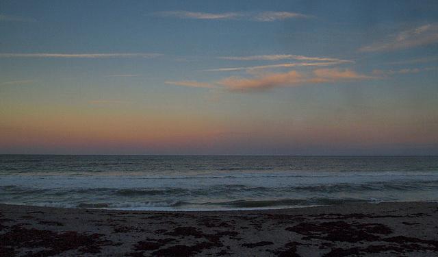 Juno Beach Sunset