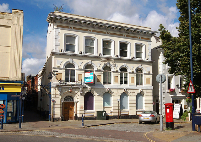 Former Bank, Boston, Lincolnshire