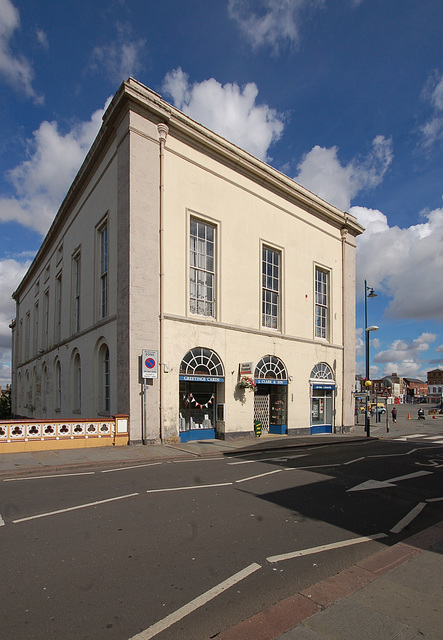 Assembly Rooms, Boston, Lincolnshire