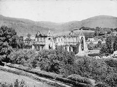 Tintern Abbey  & surrounding area