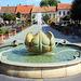 Brunnen in Köszeg