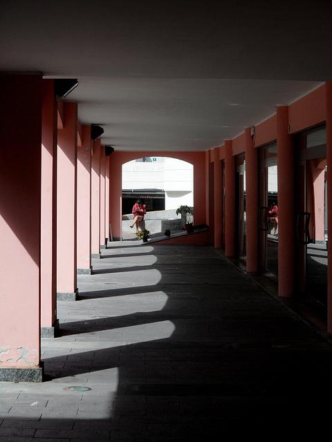 geometrie in rosa :)