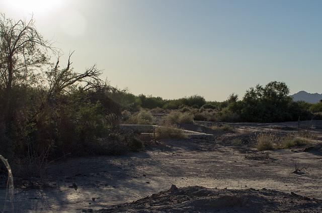 Ehrenberg, AZ: Hualapai concentration camp site (0729)