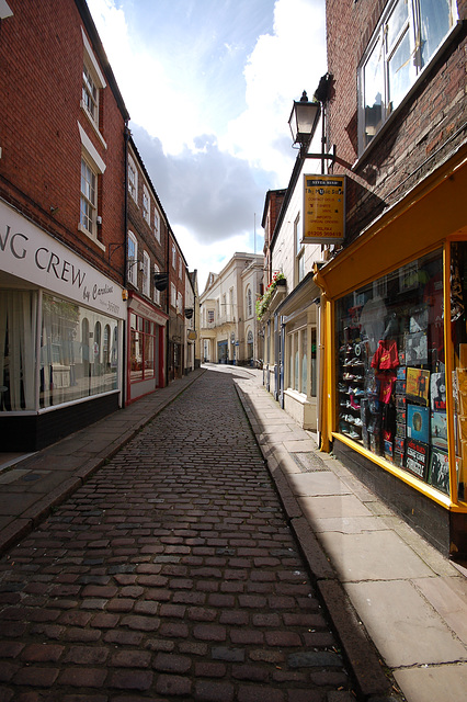 Church Street, Boston, Lincolnshire