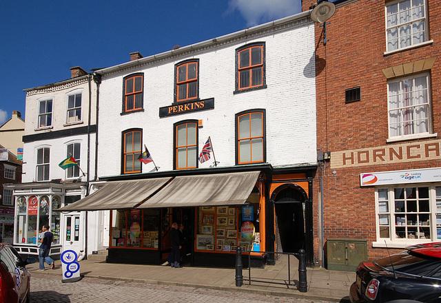 No. 7 Market Place, Horncastle, Lincolnshire