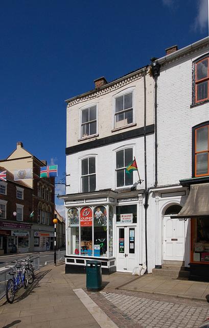 Market Place, Horncastle, Lincolnshire