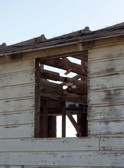 Poston, AZ Japanese Internment Camp barrack (0720)