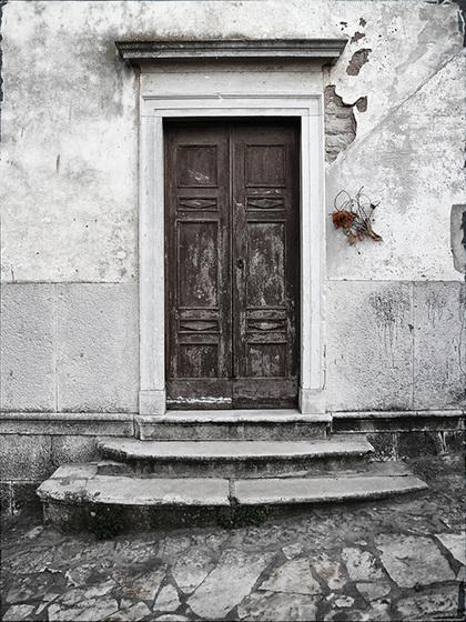 Die Tür zum Zweifel