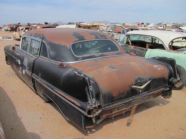 1957 Cadillac Fleetwood Limousine