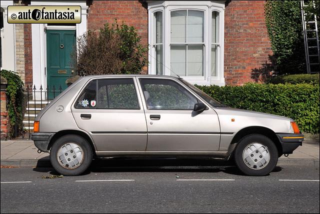 1990 Peugeot 205 GL - G322 YMD