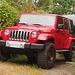 Our Jeep Sahara