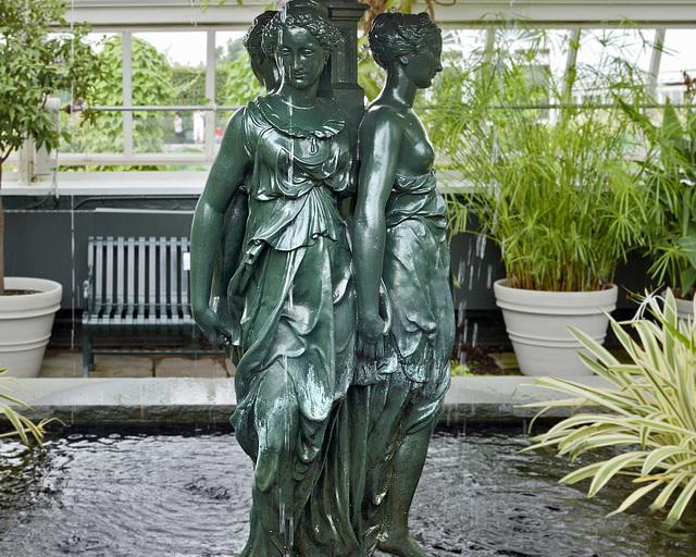 The Three Graces – New York Botanical Garden, New York, New York