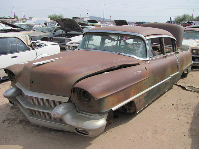 1956 Cadillac Series Sixty-Two Sedan
