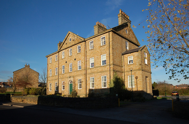 Former Miners' Hostel, Elsecar, South Yorkshire