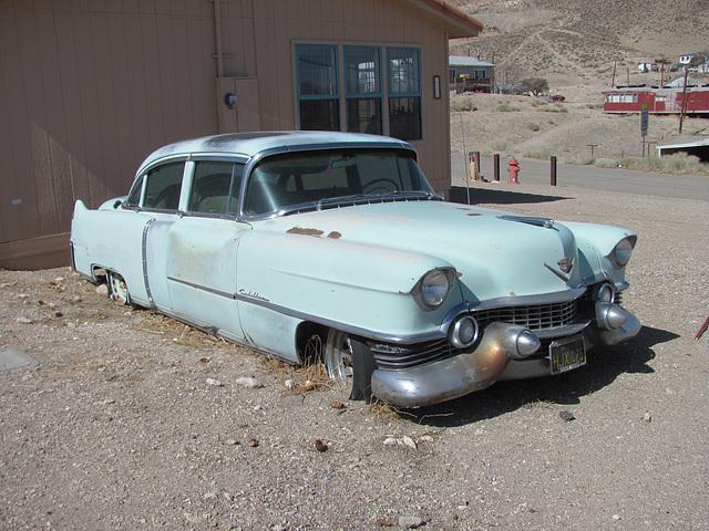 1954 Cadillac Series 62 Sedan