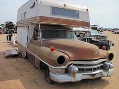 1953 Cadillac Motorhome