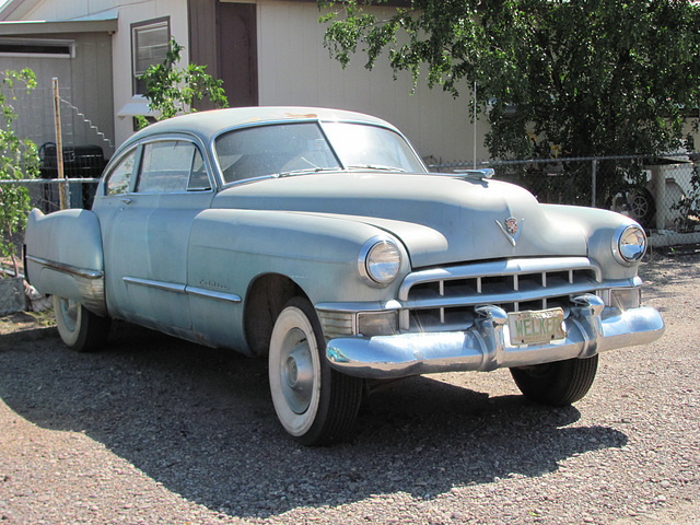 1949 Cadillac Series 61 Coupe