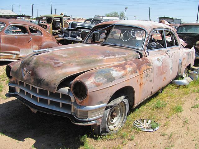 1949 Cadillac Sixty Special Touring Sedan