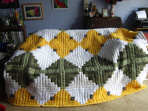 My quilt for 2013