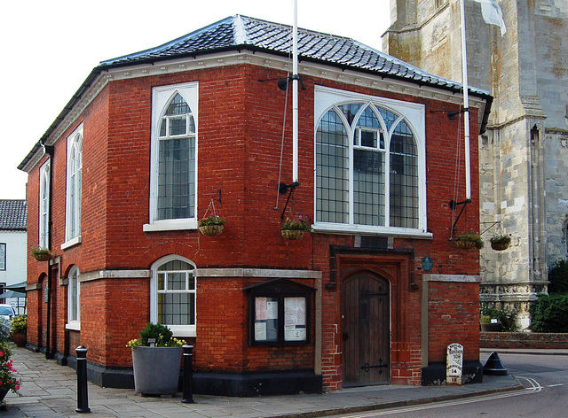 Shire Hall, Beccles, Suffolk
