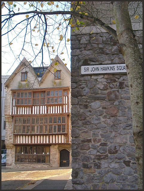 Plymouth Merchant's House