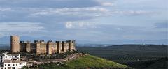 Castillo de Baños de la Encina